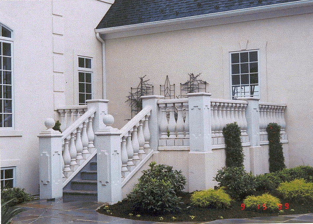 Click Here For Balustrades & Rails Choices