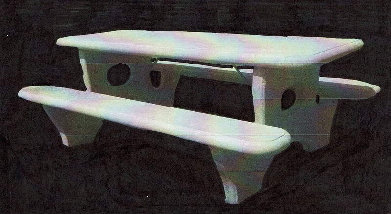 Park Benches And Tables